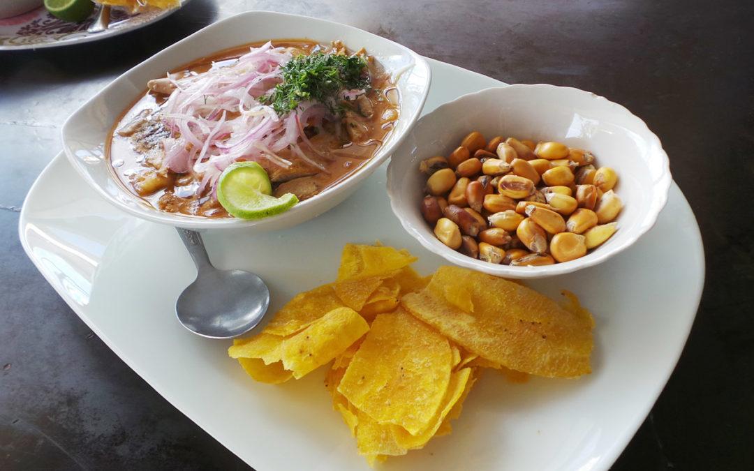 Se elabora el mapa gastronómico de Ecuador